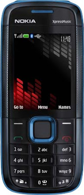Nokia 5130 XpressMusic cheap, mid rangephone