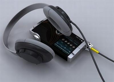 Motorola KRE8 concept phone