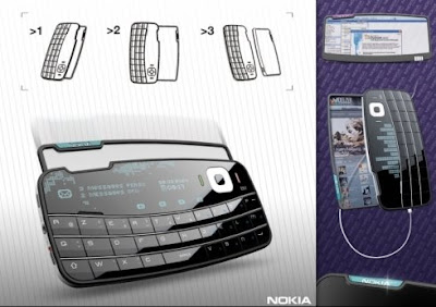 Nokia E97 new concept phone