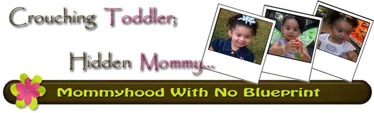 Mommyhood with no blueprint