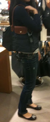 Longchamp Tote Vs Shoulder Bag 108