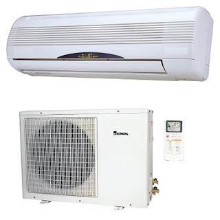 Materiales para instalar aire acondicionado split