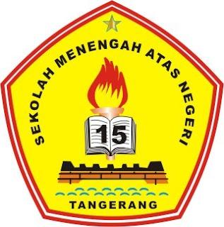 Logo: Logo SMAN 15 Kota Tangerang