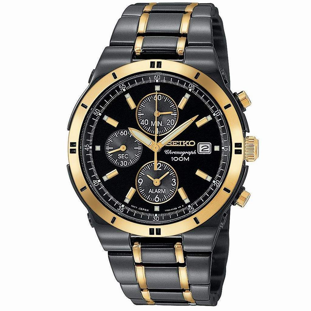 Seiko Chronograph Watches for Men