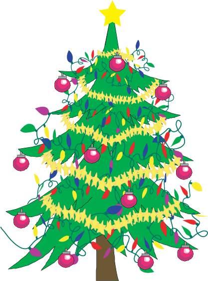 Pohon Natal | Kumpulan Gambar