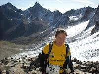 A la 32a posició Joanjo Barriach i Helena Buigues, del Trote-Extrem de Tarragona (foto d'Helena)