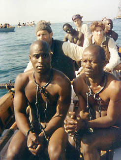 characters in amistad