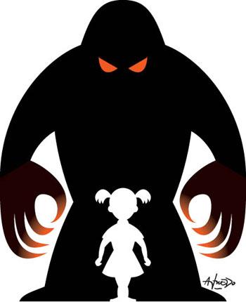 pareja gay violaba niños