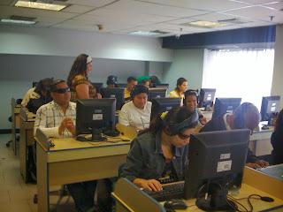 Foto de los participantes del curso en la que se muestra la mayoría de los participantes