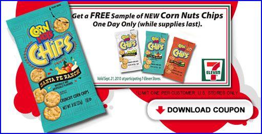 Corn nuts coupon