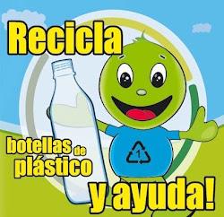 RECICLA Y AYUDA