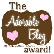 I won an award!!!