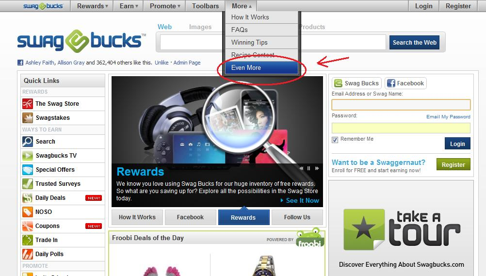 how to make the most swagbucks