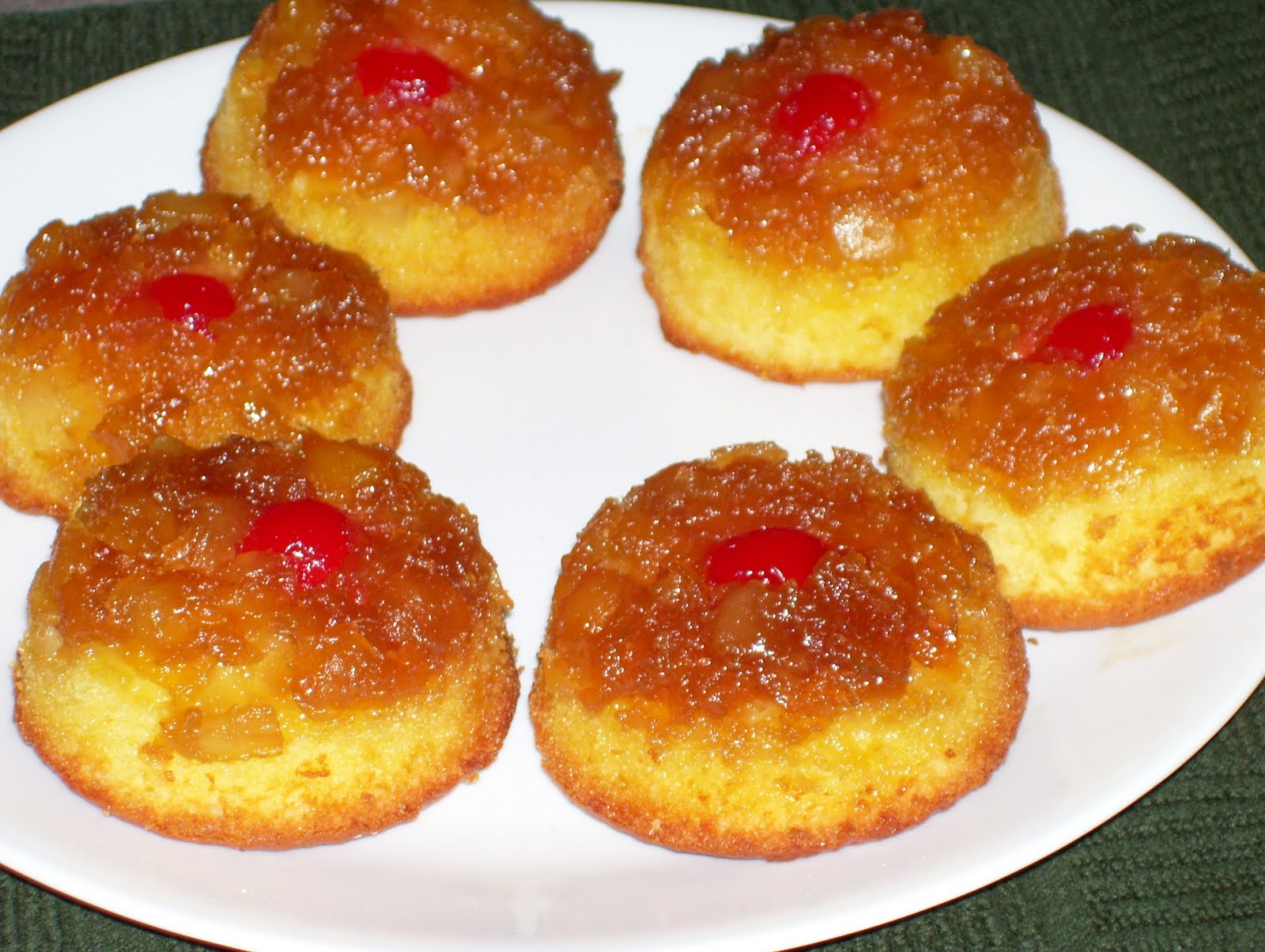 recipe: dole recipes pineapple upside down cake [21]
