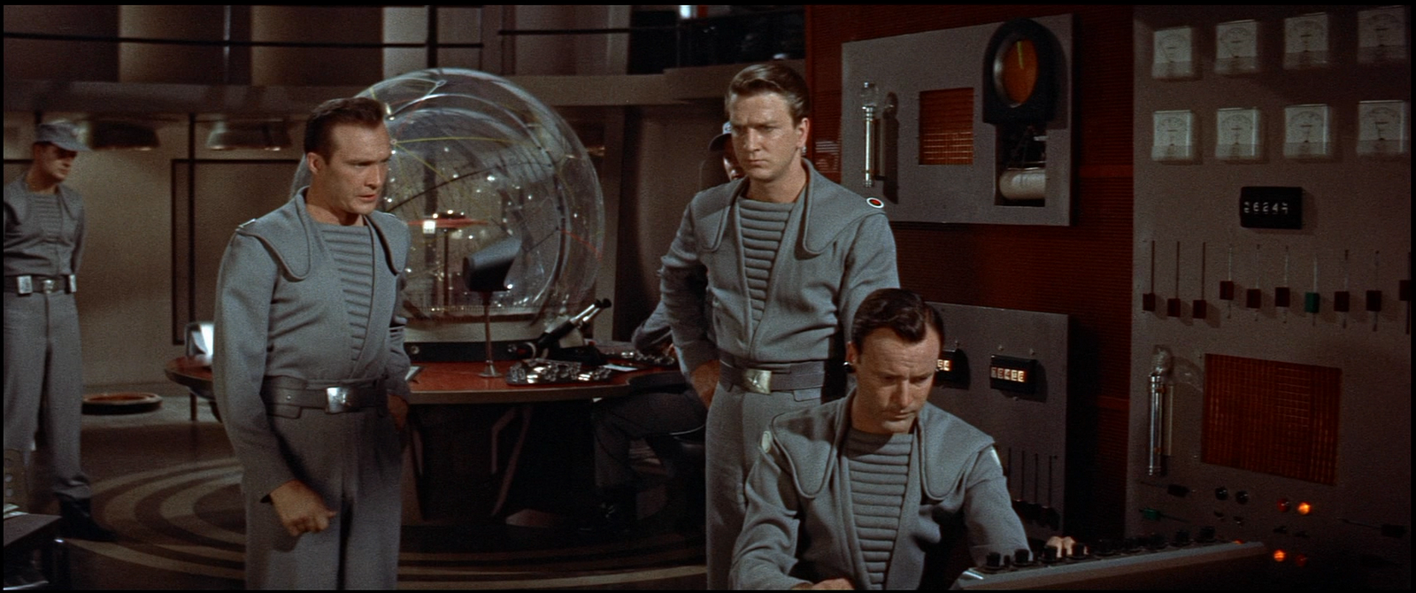 a comparison of the movie forbidden planet and the tempest by william shakespeare in relating techno In the classic 1956 science fiction film forbidden planet on the planet another krell device that played a prominent role in the movie was their.