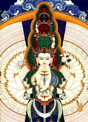 Le voyage astral Avalokiteshvara3