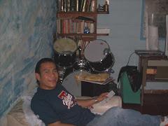 mi hijo Humberto en El Salvador