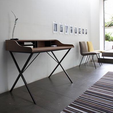 pure decor skrivbord. Black Bedroom Furniture Sets. Home Design Ideas