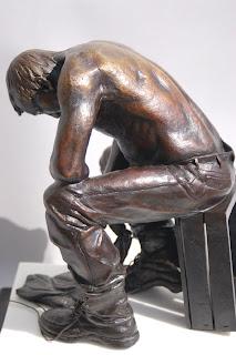 Sculpture by Ken Newman www.kennewman.blogspot.com