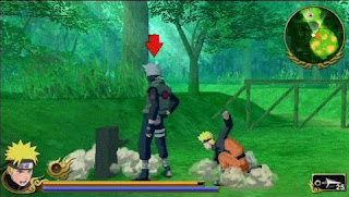 Descargar Naruto Shippuden Legends: Akatsuki Rising  [PSP] [Mediafire]