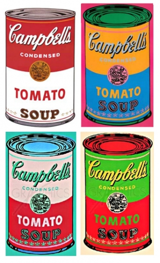 Mrs. K. Jones' Art Room: 6th Grade: Calling Andy Warhol ...