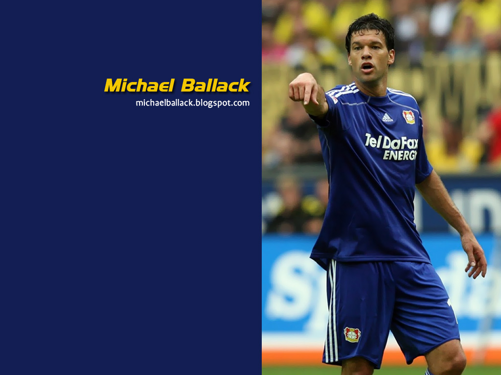 Michael Ballack Wallpaper 2010Michael Ballack Wallpaper