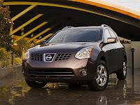 Cam Cars: 2008 Nissan Rogue SL AWD