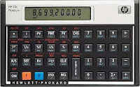 Calculadora Financiera HP