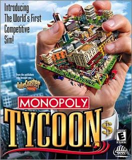 Monopoly Tycoon (En 3D): Juego De Simulacion De Negocios