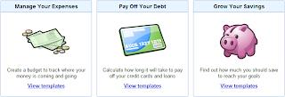 Herramientas finanzas personales Google Docs