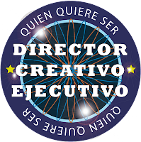 Juego ¿Quién quiere ser Director Creativo Ejecutivo?