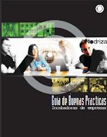 Guía de buenas prácticas para las Incubadoras de empresas - por el SENA