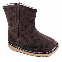 Wee Squeak Brown Boots