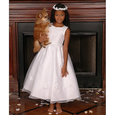 1st Communion Dresses