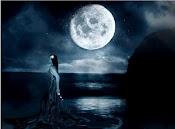 ''Você é a Lua...