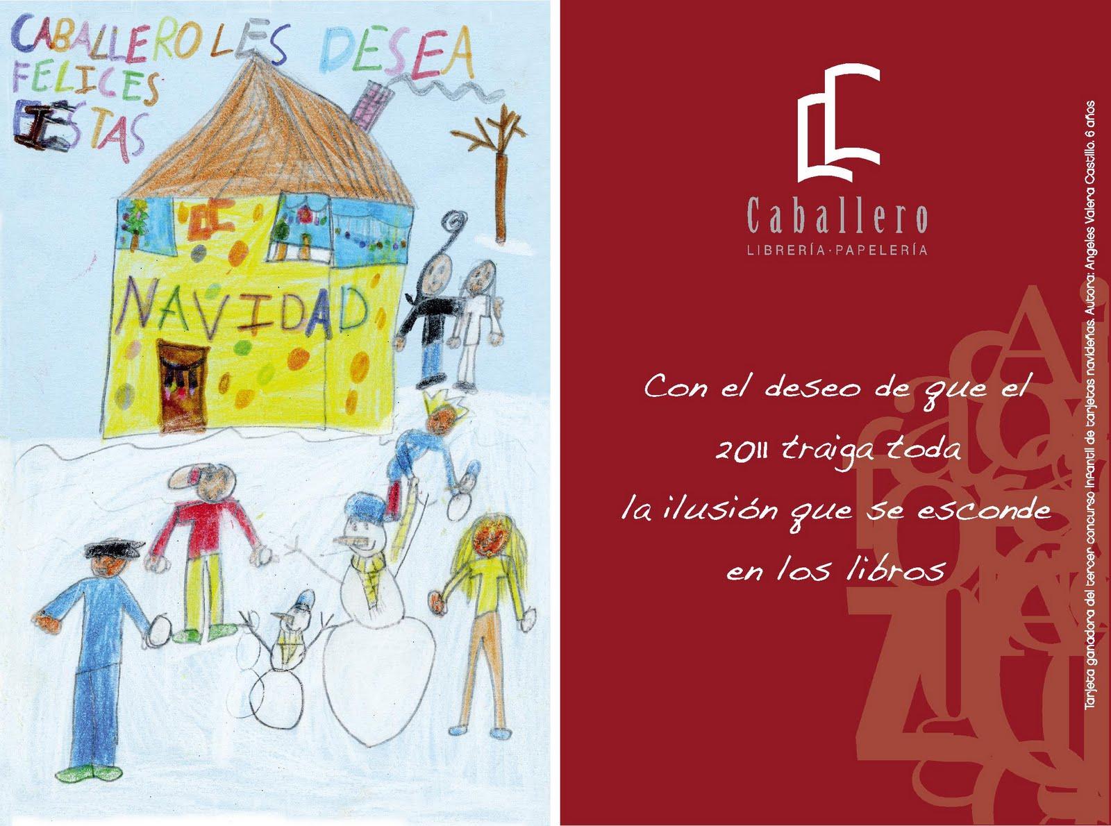 Diciembre 2010 - Tarjetas de navidad hechas por ninos ...