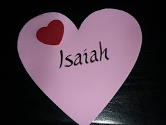 Isaiah&#39;s Valentine Heart