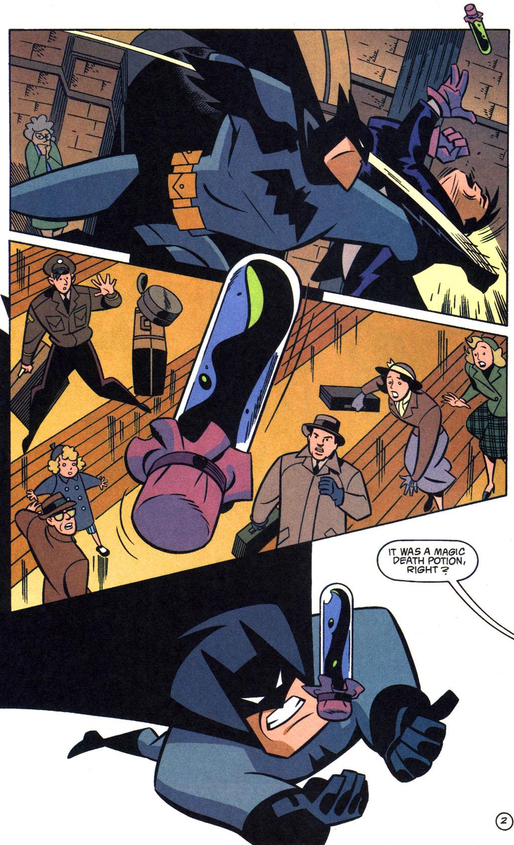 Batman: Gotham Adventures 13 Page 3