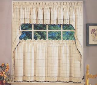 Kitchen Curtains - Kitchen
