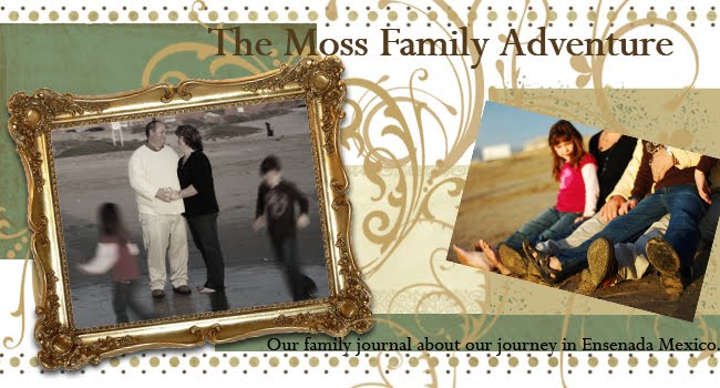 The Moss Family Adventure