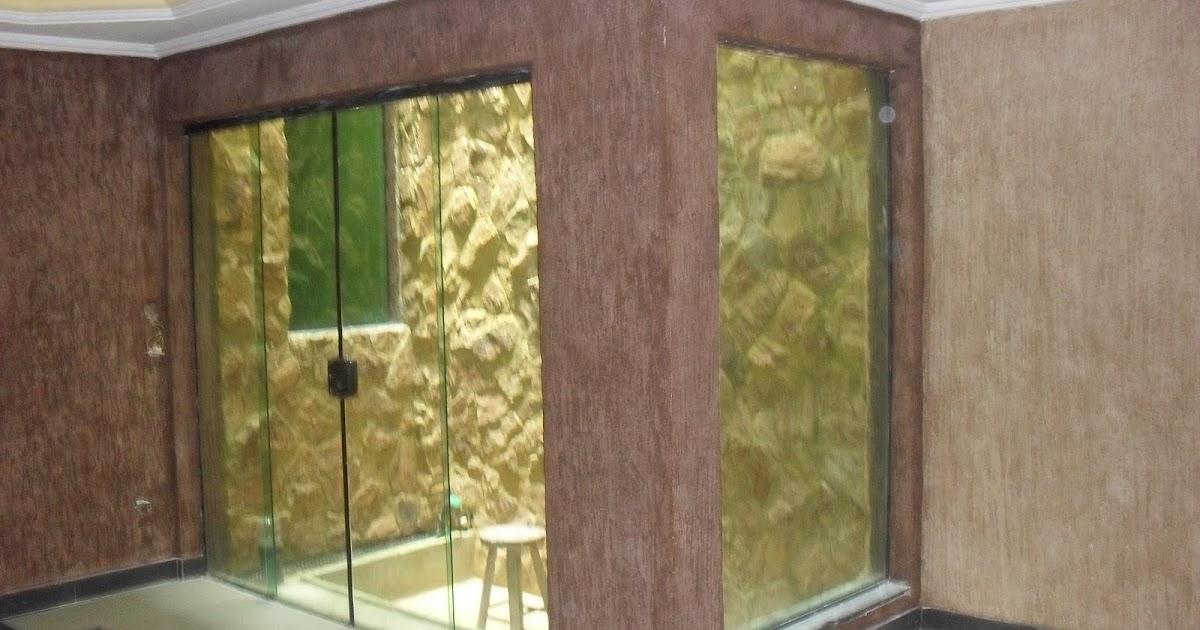Jato Glass Vidra Aria Porta 4 Folhas Em Vidro Temperado E