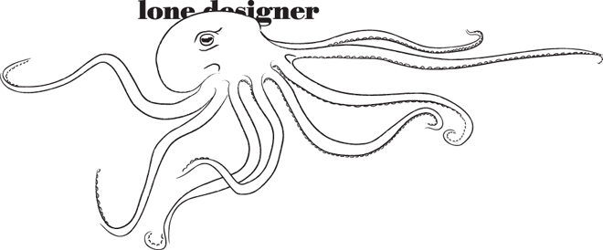 lone designer