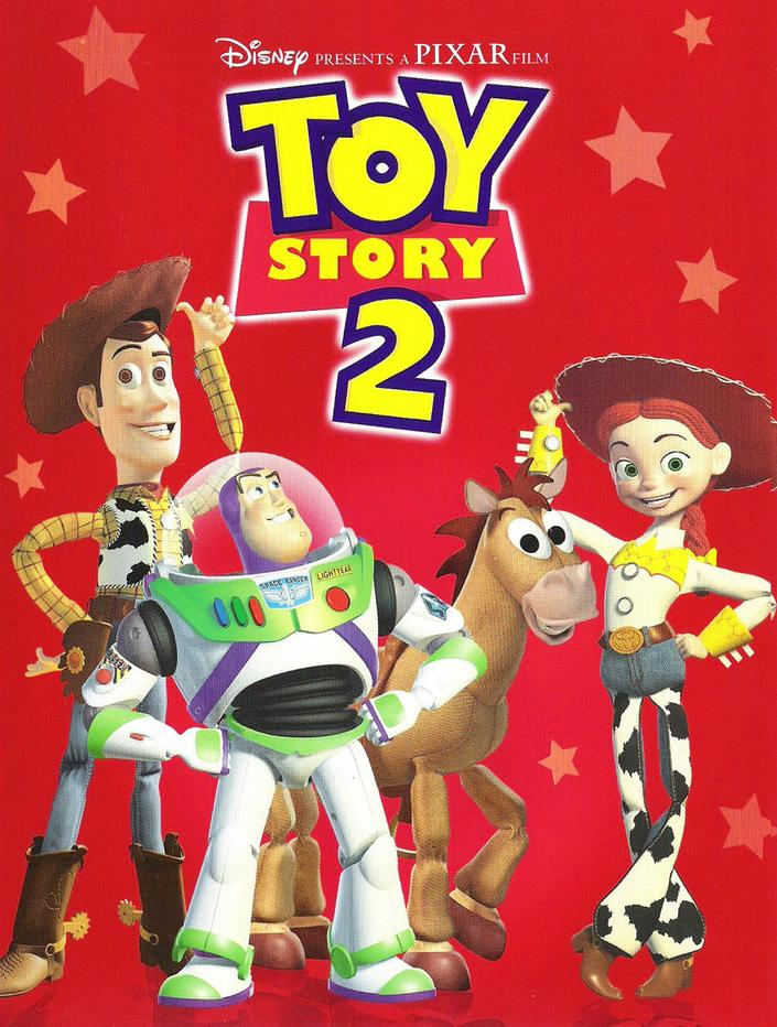 Toy Story 2 : Peliculas infantiles toy story dvdrip latino
