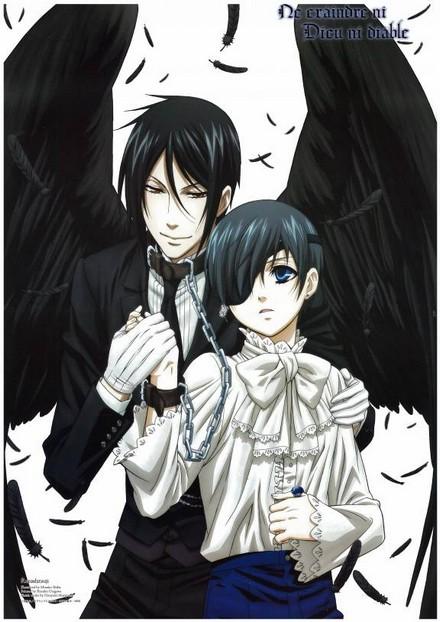 Kuroshitsuji [Anime y manga] 2