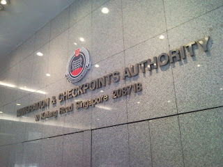 Barangay Singapore: Immigration and Checkpoint Authority rejected ...