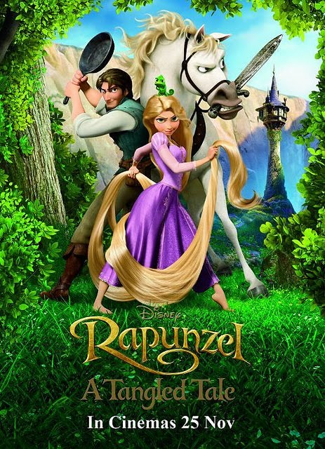 short hair rapunzel tangled. (short brown hair) is just