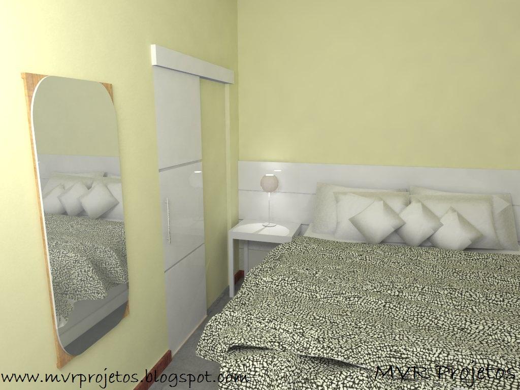 #81814A MVR Projetos: Quarto 1024x768 px projeto de banheiro com 2 portas