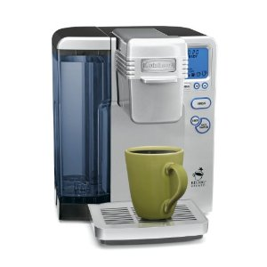 Cuisinart Coffee Maker Hot Water Manual : cuisinart coffee maker
