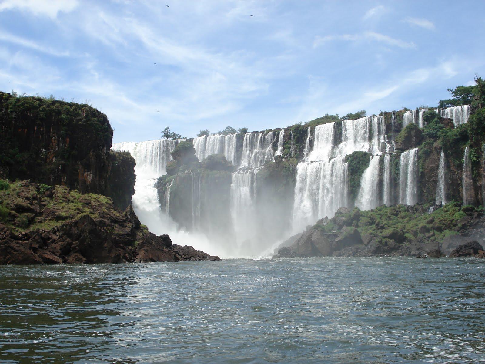 Ambientes en argentina cataratas del iguazu for Ambientes de argentina