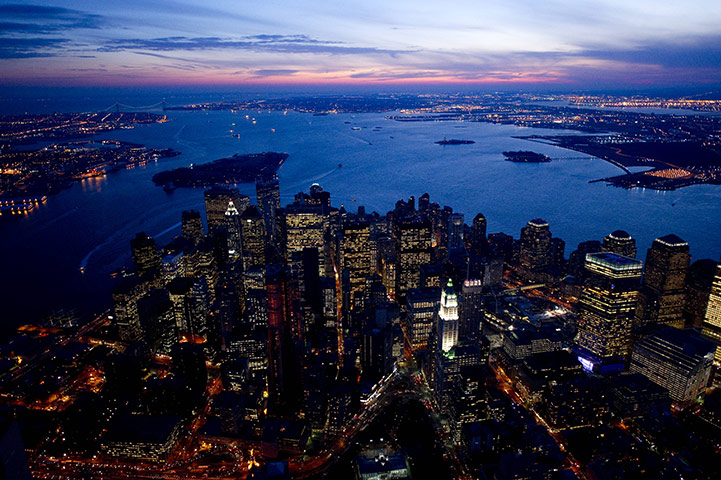 fondo new york: